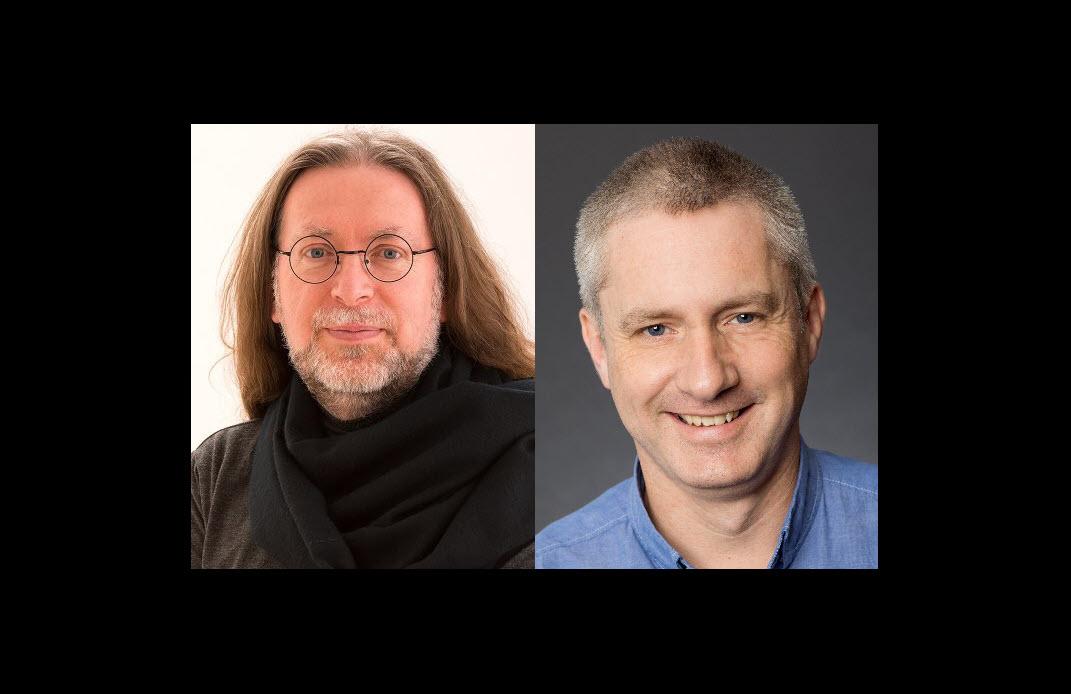 Donald Farmer and Scott Adams