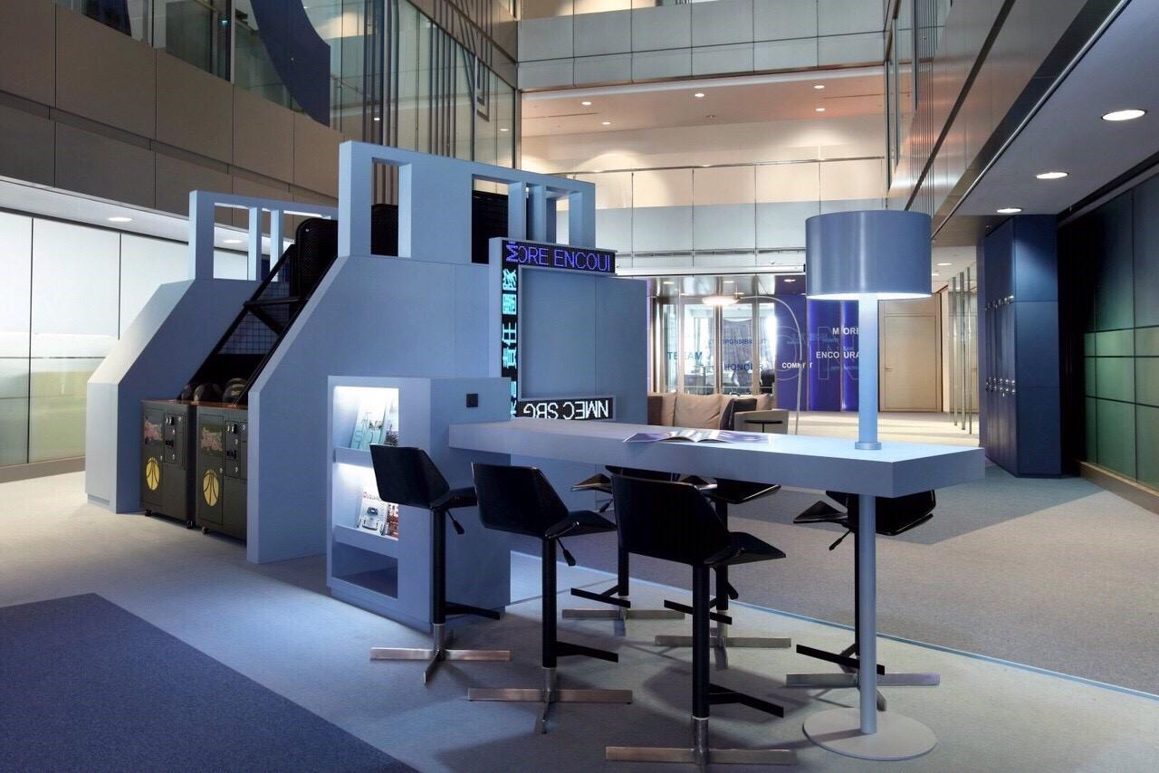 Interior photo of LITE-ON office