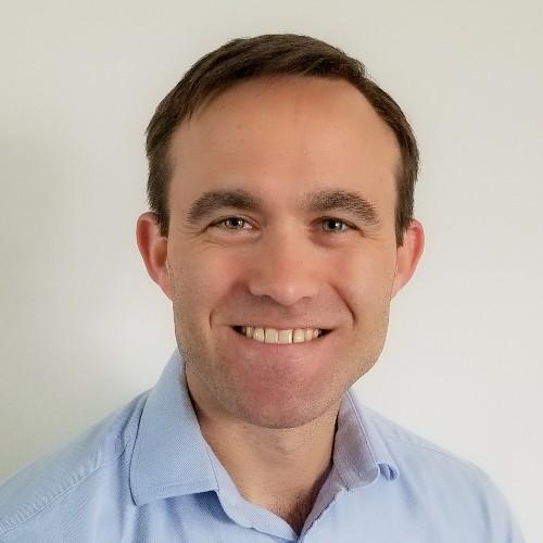 Portrait of Mark Powers