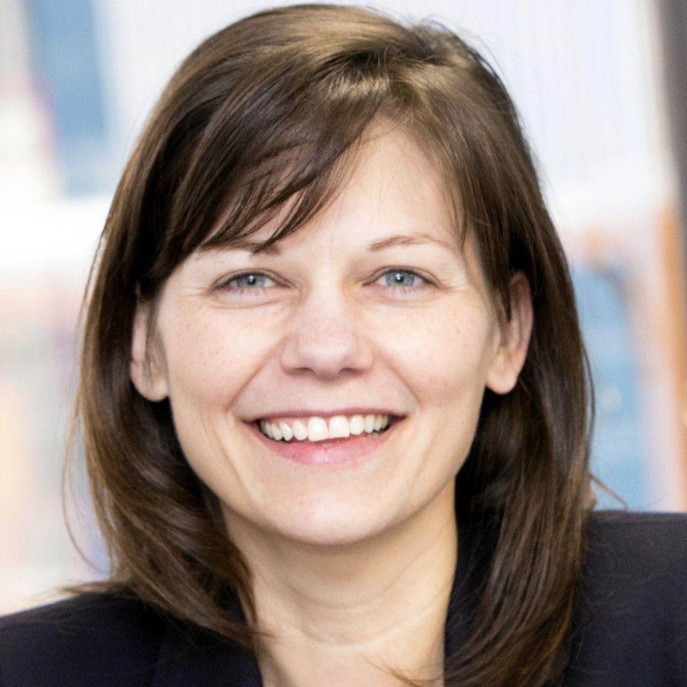 Portrait of Chantrelle Nielsen